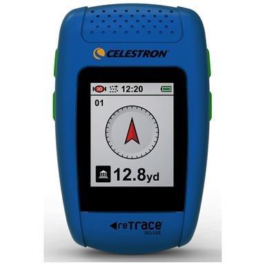 Celestron® reTrace® Deluxe GPS