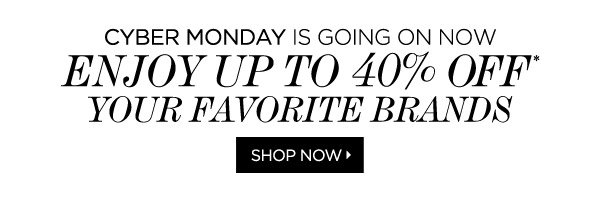 Get Up to 40% Off