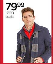79.99 IZOD coat ›