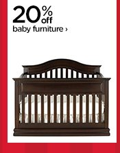 20% off baby furniture ›
