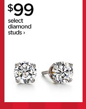 $99 select diamond studs ›