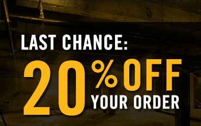 THIS WEEKEND ONLY: 20% OFF**