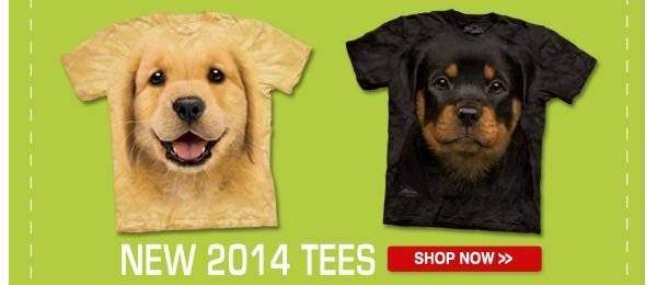 NEW 2014 TEES: Shop Now