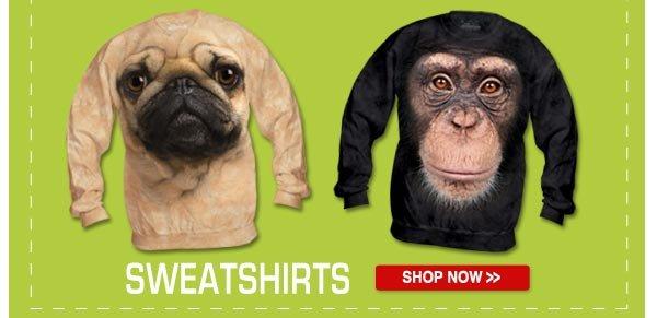 SWEATSHIRTS: Shop now