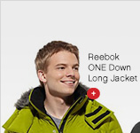 REEBOK ONE DOWN LONG JACKET