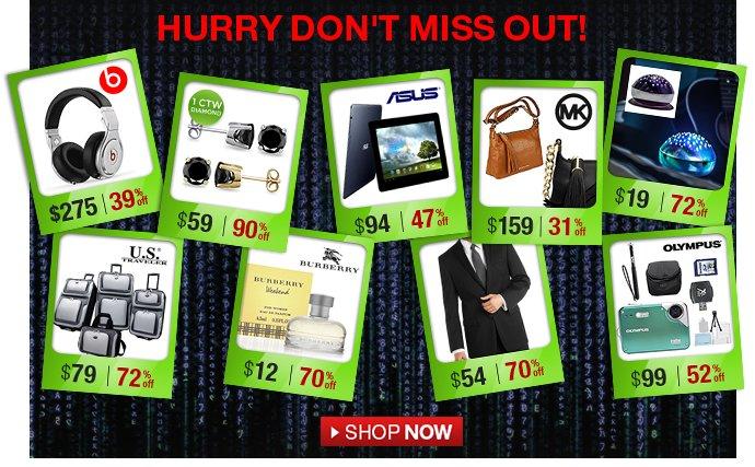Cyber Monday sale live now