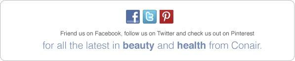 Conair Social Media
