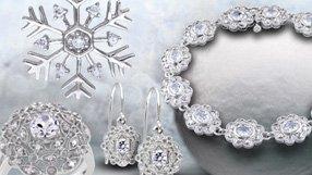 Diamonds, Sapphires and White Topazes
