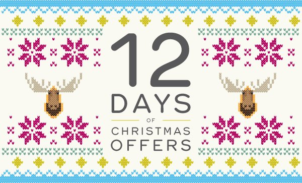 12 Days of Offers