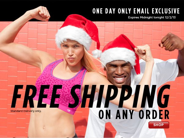 SHOP with Free Shipping