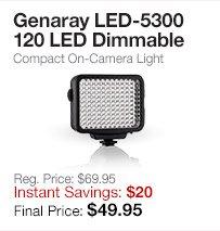 Genaray LED-5300