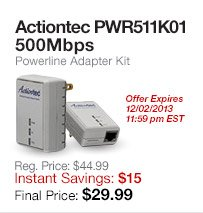 Actiontech PWR511K01