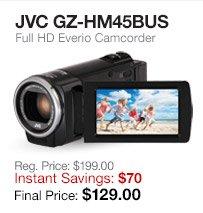 JVC GZ-HM45BUS