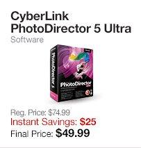 CyberLink PhotoDirector 5