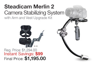 Steadicam Merlin 2
