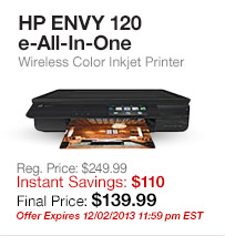 HP Envy 120