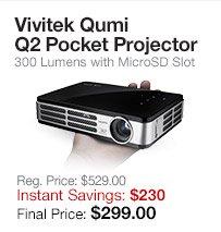 Vivitek Qumi Projector