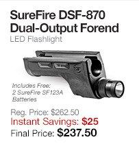 SureFire DSF-870