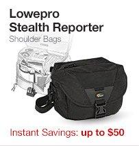 Lowepro Stealth Reporter
