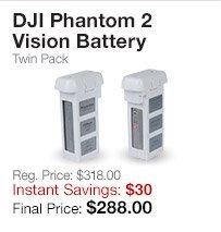 DJI Battery Twin Pack