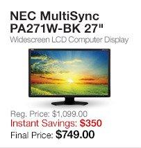 NEC MultiSync Display