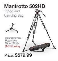Manfrotto 502HD