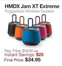 HMDX Jam Speakers