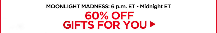 60% off Gifts for You!