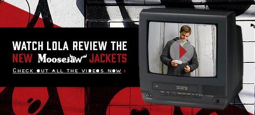 New Moosejaw Jackets