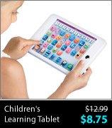 Children's Learning Tablet