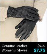 Genuine Leather Women's Gloves
