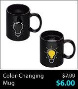 Color-Changing Mug