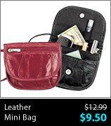 Leather Mini Bag