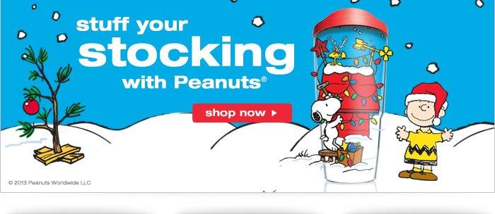 Peanuts Holiday Design