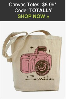 $8.99 Tote Bags with code TOTALLY