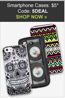 Hoodies: $5 iPhone and Samsung Cases with code 5DEAL