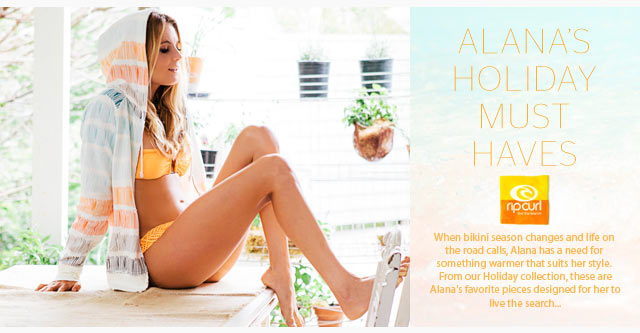 Alana's Holiday Must Haves