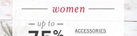 Shop Women's Sale Accessories