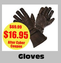 Super savings in Gloves!