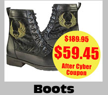 Best deals in boots!