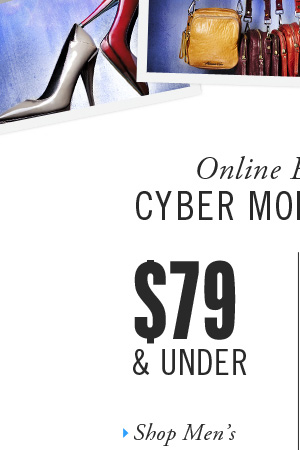 Shop Men's - $79 and Under