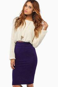 So Slim Skirt