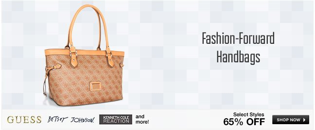 Fashion-Forward Handbags