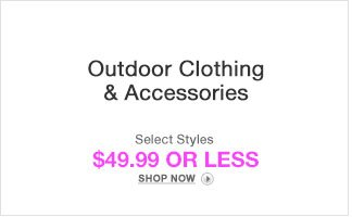 Outdoor Clothing and Accessories