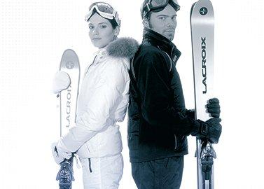 Ski Lacroix
