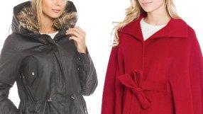 Chic Coats Under $100.00