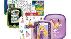 DOD: LeapFrog LeapPad2 Crayola & Princess Bundles $89.99