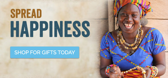 Spread Happiness - Shop For Gifts Today