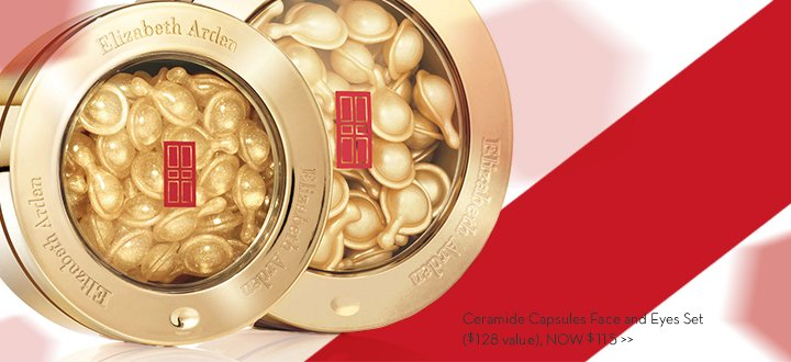 Ceramide Capsules Face and Eyes Set ($128 value), NOW $115.