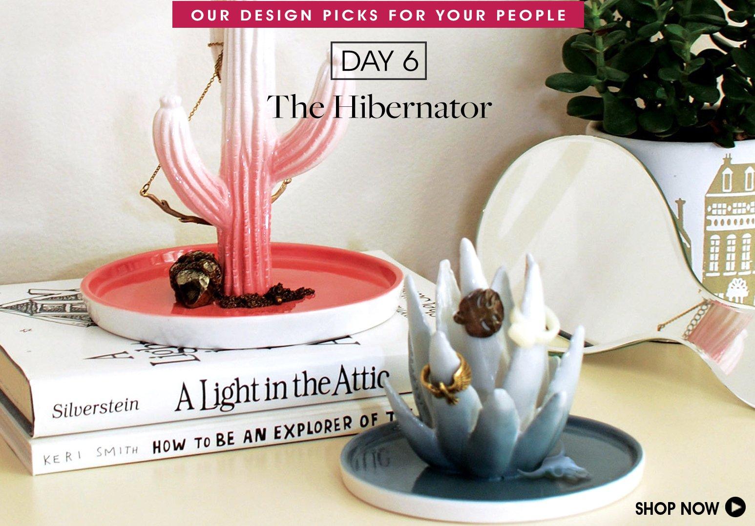 12 Days of Christmas - Day 6 The Hibernator